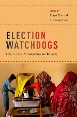 Election Watchdogs by Pippa Norris