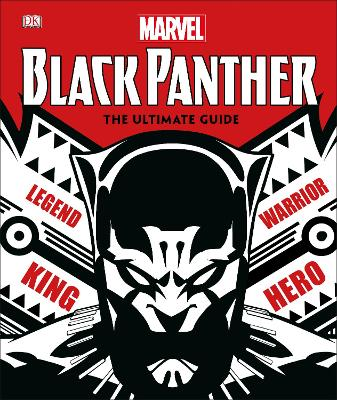 Marvel Black Panther The Ultimate Guide book
