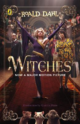 The Witches: Film Tie-in by Roald Dahl
