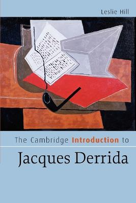 Cambridge Introduction to Jacques Derrida book