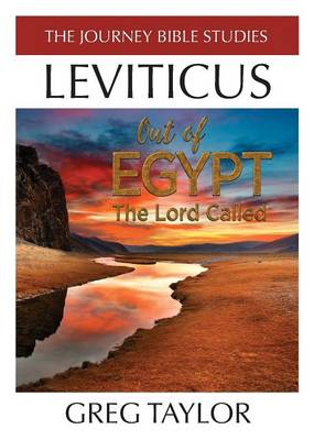 Out of Egypt the Lord Called by Greg Ross Taylor