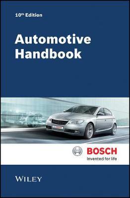 Bosch Automotive Handbook book