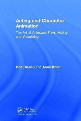 Acting and Character Animation book
