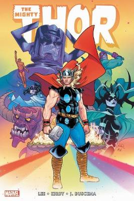 Mighty Thor Omnibus Vol. 3 by Stan Lee