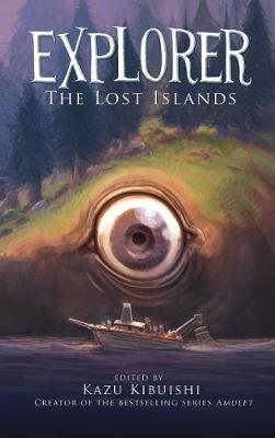 Explorer 2: The Lost Islands book