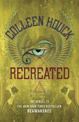 Recreated book