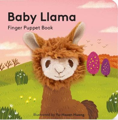 Baby Llama: Finger Puppet Book by Chronicle Books