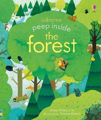 Peep Inside a Forest by Anna Milbourne