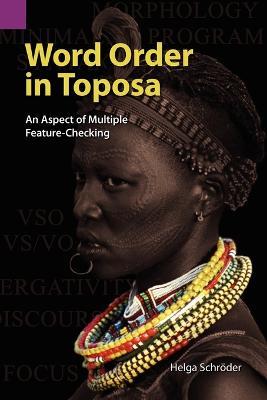 Word Order in Toposa book