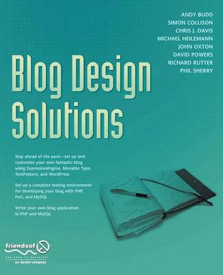 Blog Design Solutions book
