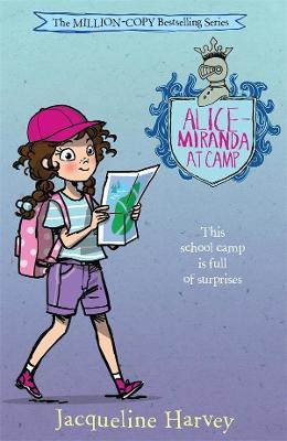 Alice-Miranda at Camp: Alice-Miranda 10 by Jacqueline Harvey
