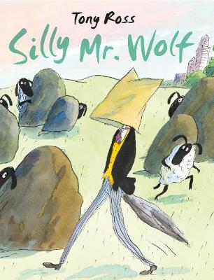 Silly Mr Wolf book