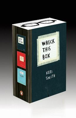 Wreck This Box by Keri Smith