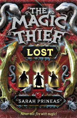 Magic Thief: Lost book