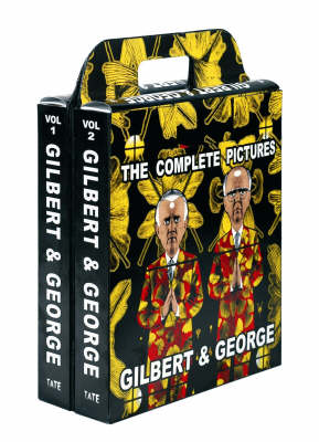 Gilbert & George: The Complete Pictur by Rudi Fuchs