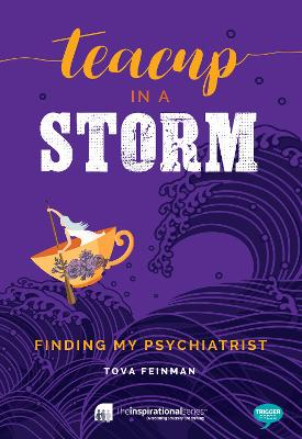 Teacup in a Storm by Tova Feinman