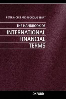 Handbook of International Financial Terms book
