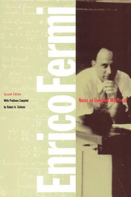 Notes on Quantum Mechanics by Enrico Fermi
