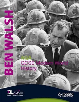 AQA GCSE Modern World History book