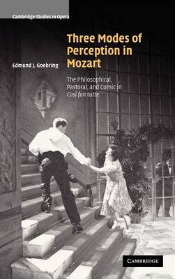 Three Modes of Perception in Mozart book