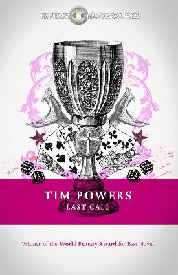 Last Call by Tim Powers
