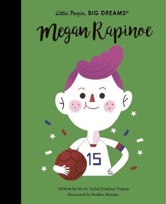 Megan Rapinoe by Maria Isabel Sanchez Vegara
