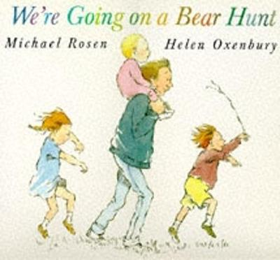 We're Going on a Bear Hunt (Big Book) book