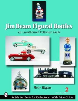 Jim Beam Figural Bottles by Molly Higgins