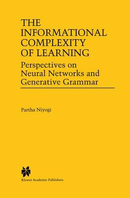 Informational Complexity of Learning by Partha Niyogi