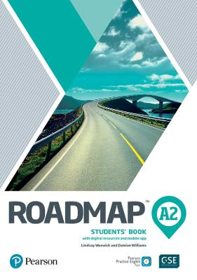 Roadmap A2 Students' Book with Digital Resources & App by Lindsay Warwick