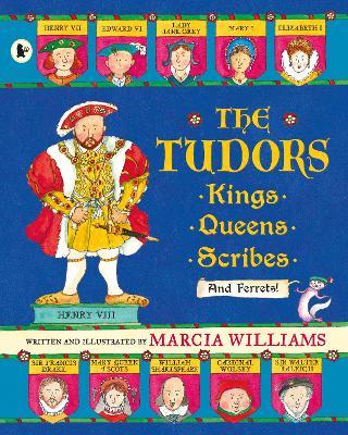 Tudors by Marcia Williams
