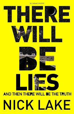There Will Be Lies book