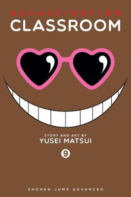 Assassination Classroom, Vol. 9 book