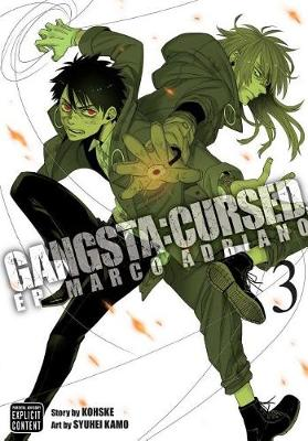 Gangsta: Cursed., Vol. 3 by Syuhei Kamo
