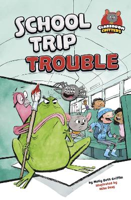 School Trip Trouble book
