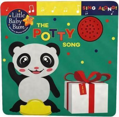 Little Baby Bum The Potty Song by Parragon Books Ltd