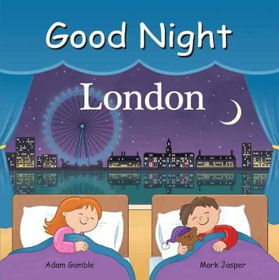 Good Night London by Adam Gamble