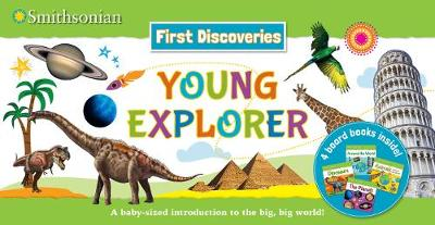 Smithsonian First Discoveries: Young Explorer by Courtney Acampora