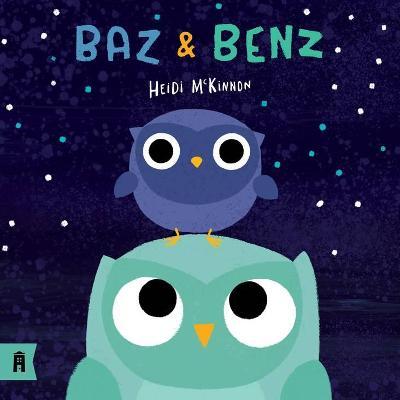 Baz & Benz by Heidi McKinnon