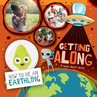 Getting Along: A Book About Peace by Kirsty Holmes