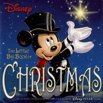 Disney the Little Big Book of Christmas by Alice Wong