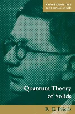 Quantum Theory of Solids book