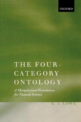 Four-Category Ontology book