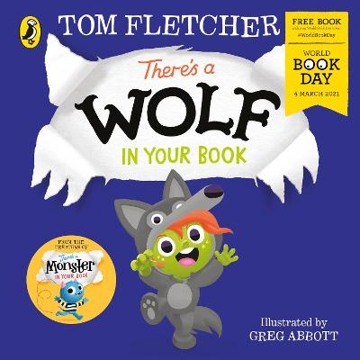 There's a Wolf in Your Book: World Book Day 2021: Mini Book book