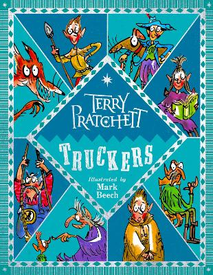 Truckers: Illustrated edition by Terry Pratchett