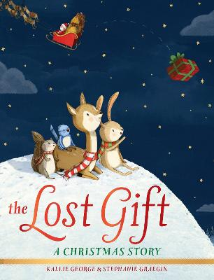 Lost Gift book