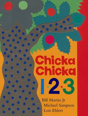 Chicka Chicka 1, 2, 3 by Bill Martin
