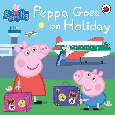 Peppa Goes on Holiday book