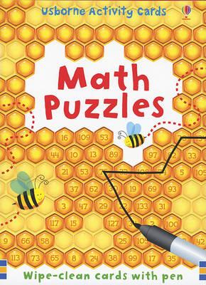 Math Puzzles by Sarah Khan