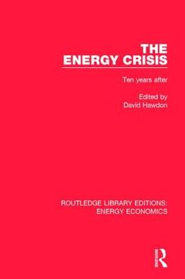 The Energy Crisis by David Hawdon